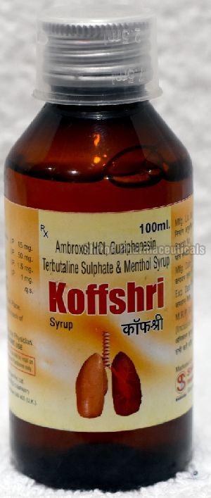 Koffshri Syrup