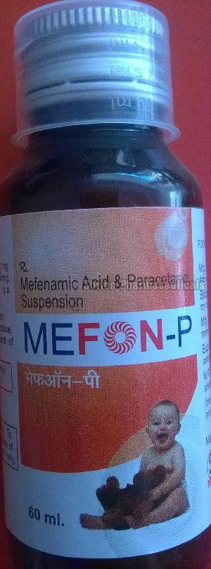 Mefon-P Syrup