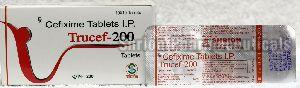 Trucef-200 Tablets