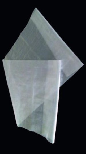 HDPE & PP Transparent Woven Fabric