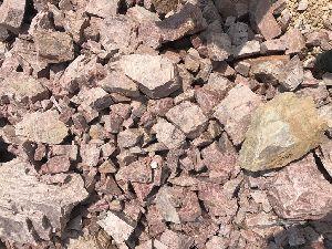 A Grade Pink Feldspar Lumps