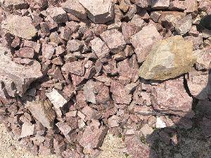 B Grade Pink Feldspar Lumps