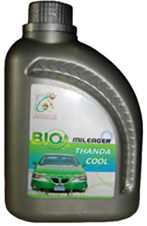 Bio Mileager Thanda Cool Oil For 4 Wheelers