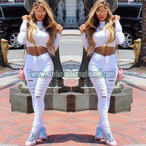 Ladies Jeans 05
