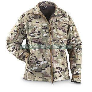 Military Jacket 01