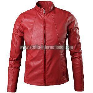 PU Leather Jacket 03