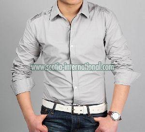 Sc-01 Mens Casual Shirt