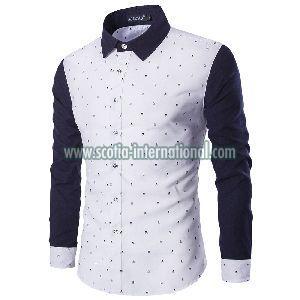 Sc-15 Mens Casual Shirt