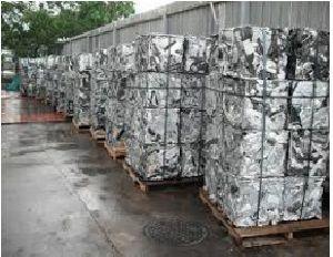 Clean Aluminium Extrusion Scrap
