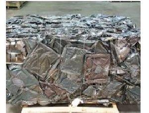 Old Rolled Aluminium Scrap