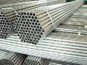 Galvanized Iron Tubes