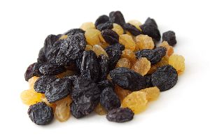 Dried Grapes 01