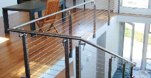 Stainless Steel Railings 11