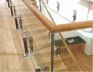 Wooden Railings 02