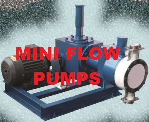 Hydraullic Diaphragm Pump