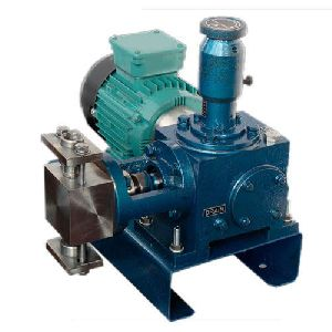 Industrial Plunger Type Dosing Pump