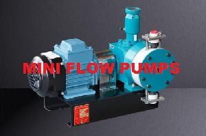 Mechanically Diaphragm Pump