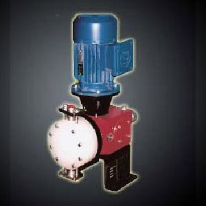 Vertical Mechanically Actuated Diaphragm Pump
