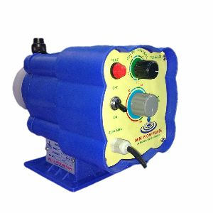 Water Treatment Plant Dosing Pump 01