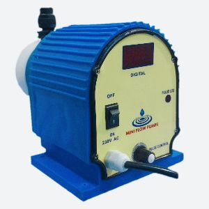 Water Treatment Plant Dosing Pump 02