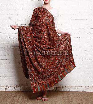 Ladies Kani Pashmina Shawls