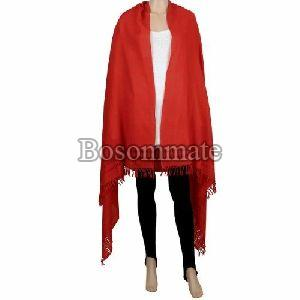 Ladies Plain Woolen Wraps