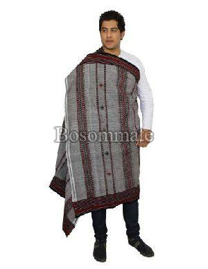 Mens Embroidered Woolen Wraps