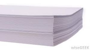 Writing Printing Paper in Sheet Form 01