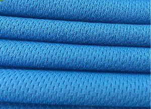 Birdseye Polyester Fabric