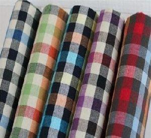 CVC Check Fabric