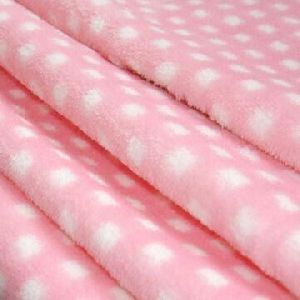 Polyester Flannel Fabric