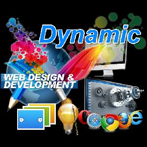Custom Dynamic Website Development Services