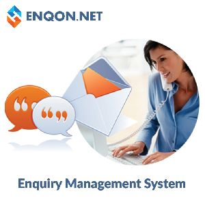 Enquiry Management Application System Software Solution