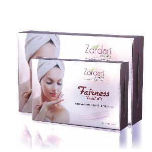 Fairness Facial Kit