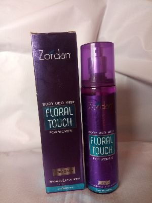Floral Touch Body Deo Spray
