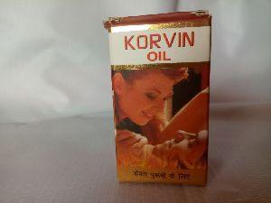 Korvin Oil