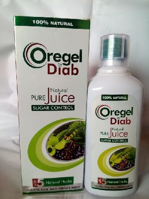 Oregel Diab Sugar Control Juice