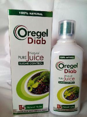 Oregel Diab Sugar Control Juice