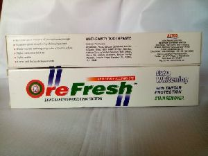 Orefresh Anti Cavity Toothpaste