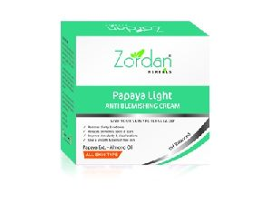 Papaya Light Anti Blemishing Cream