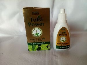 Tulsi Power Drops