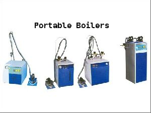 portable steam boilers
