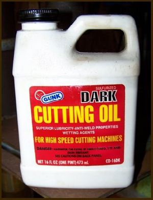Dark Cutting Oil