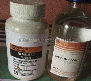 Nembutal Pentobarbital Capsules