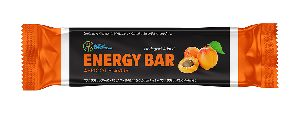 Apricot Flavoured Energy Bar