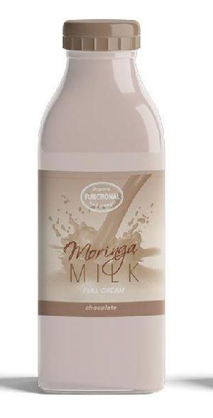 Chocolate Flavoured Moringa Milk