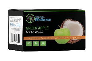 Green Apple Snack Balls