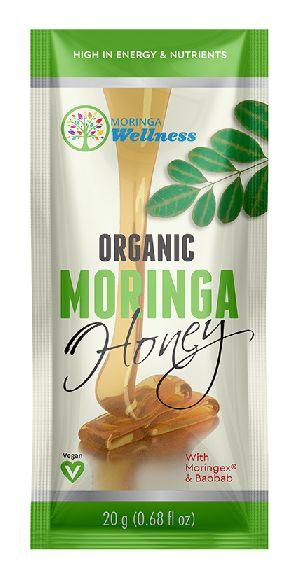 Organic Moringa Honey