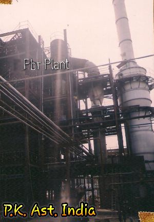 FBR Plant Fabrication Services