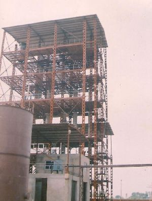 Plant Erection Structure Fabrication Services